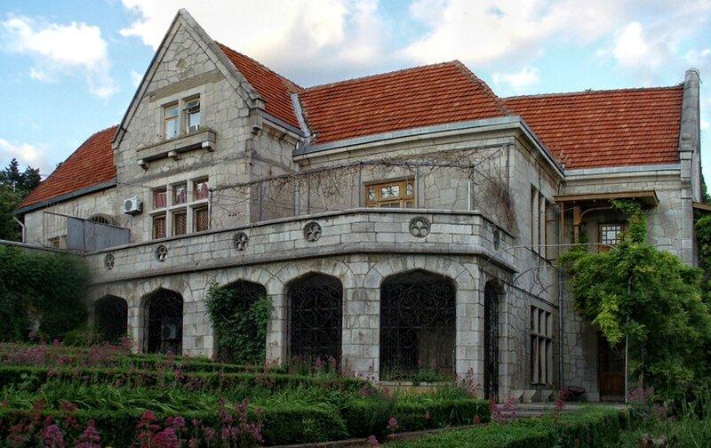 половина дворца - спальня