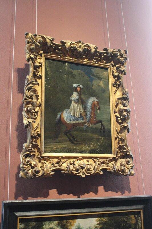 Этюд к портрету герцога Филиппа Франсуа д'Аренберга (Франсуа Дюшатель)