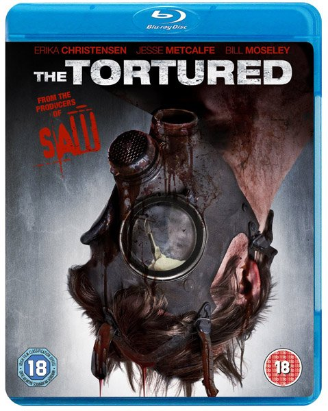 Замученный / The Tortured (2010) DVD5 + HDRip
