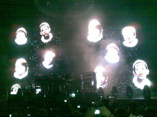 The Chemical Brothers - концерт в Олимпийском 2011