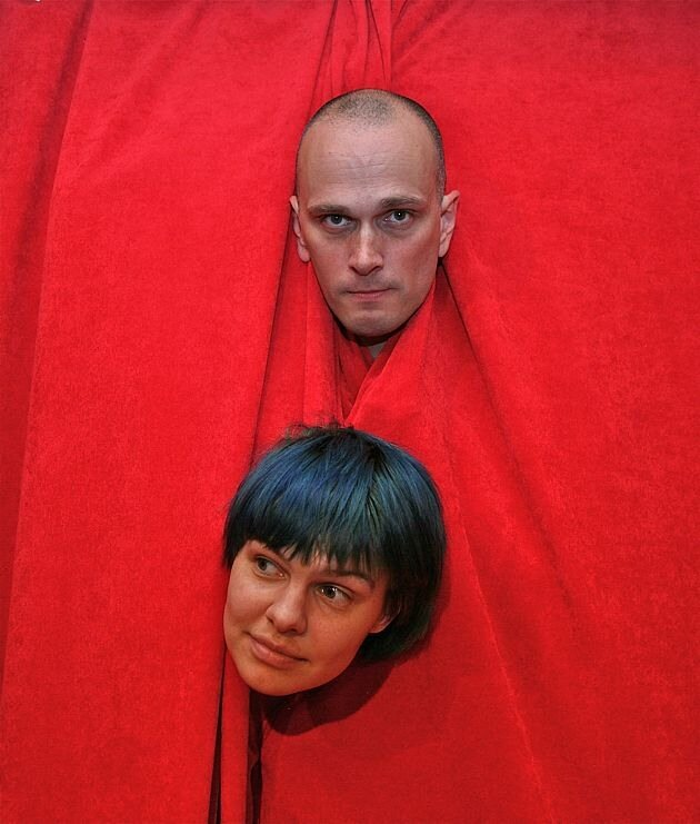 Сергей Лобан и Марина Потапова. Фото Наташи Четвериковой