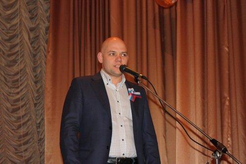 Заместитель губернатора В.Е.Дмитриев