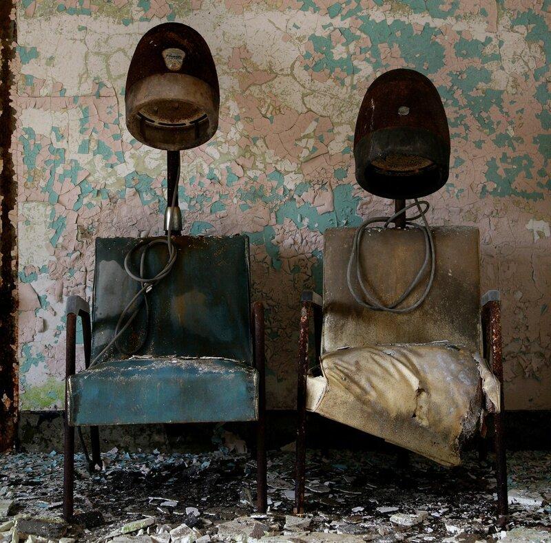 by John McNally.psychiatric hospital