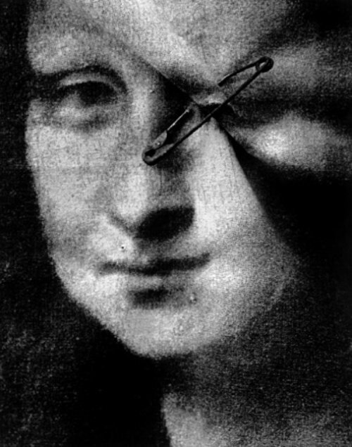 Mona-Lisa by Christer Strömholm, 1992