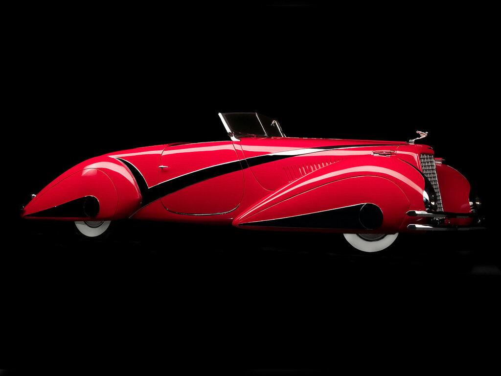 Cadillac V16 Series 90 Convertible by Hartmann '1937 1.jpg