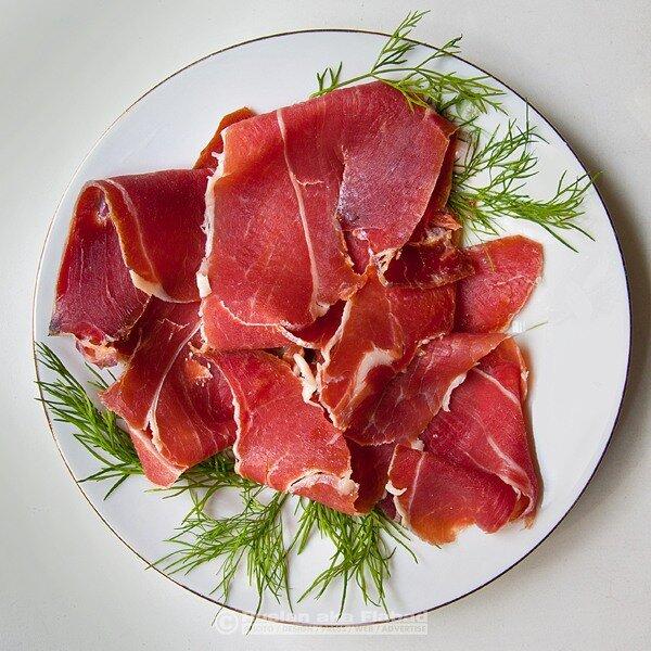 ХАМОН - настоящий испанский деликатес. Вкусная история и вкусные фото.