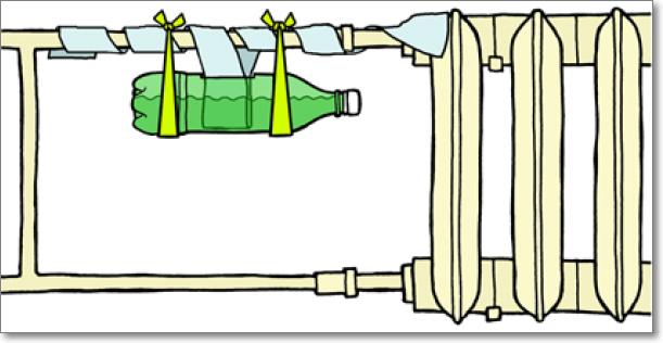 схема зволожувача