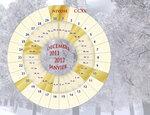 нивоз CCXX года (дек.2011-янв.2012)