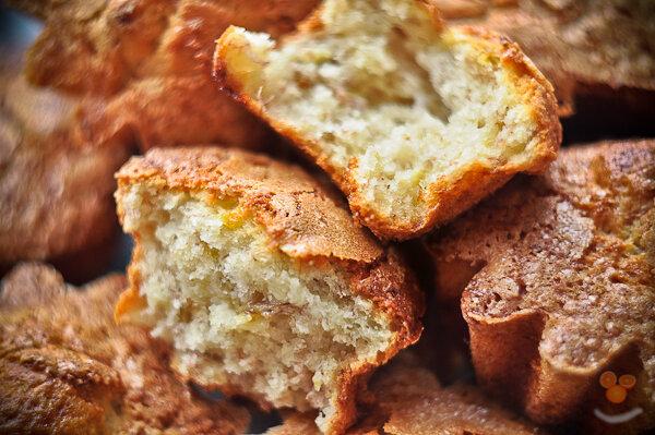 Творожные кексы с манкой рецепт