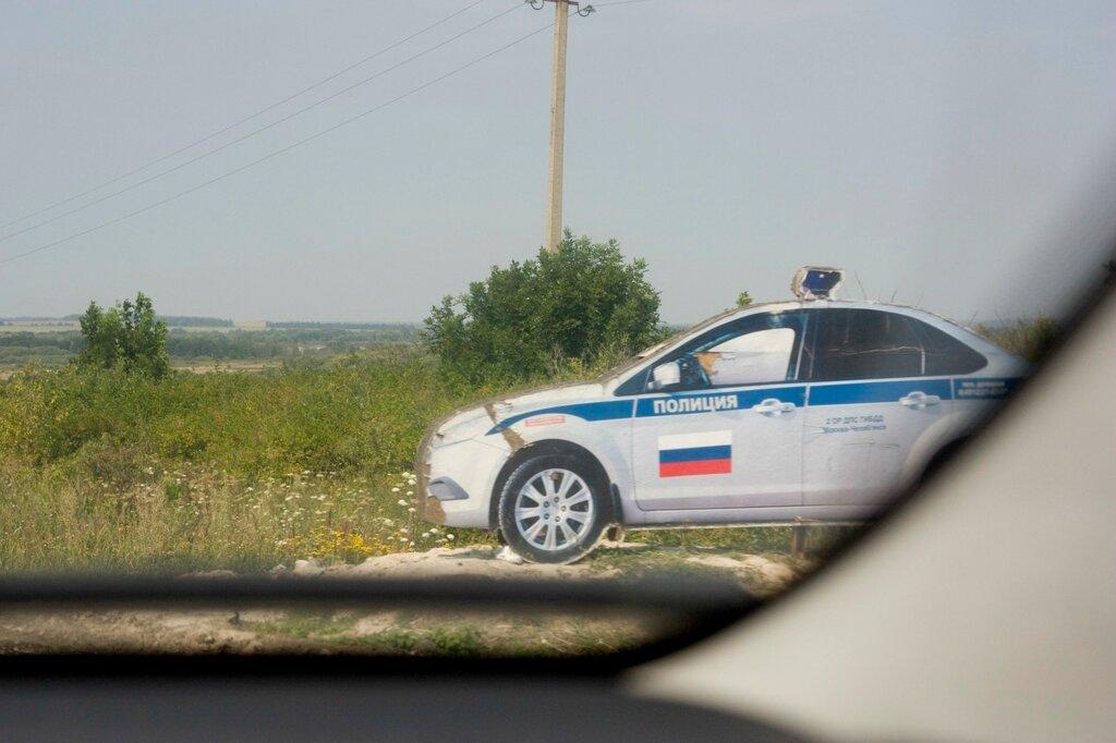 Полицейский картон