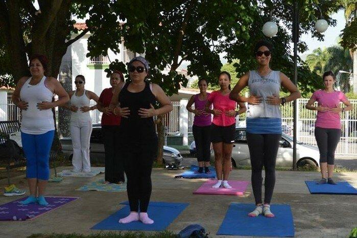 Занятия пилатесом в Валенсии / Без заголовка фото