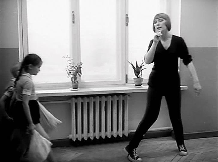 Екатерина Васильева, 1965, «Звонят, откройте дверь» — учитель физкультуры.
