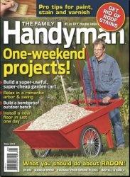 Журнал The Family Handyman - №5 2013