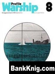 Книга Kriegsmarine U-107 / Submarine (Warship Profile 8) pdf в rar 4,58Мб