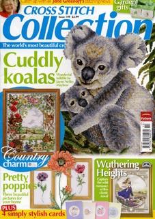 Журнал Журнал Cross Stitch Collection N149