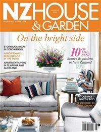 Журнал Журнал New Zealand House & Garden (август 2009) / NZ