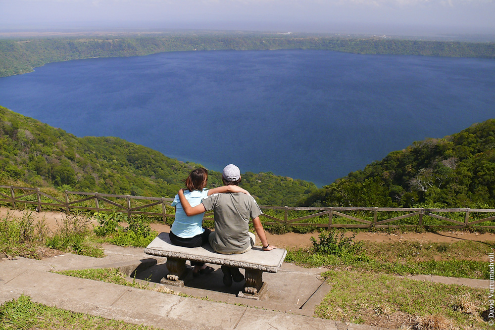 Никарагуа, озеро Апойо