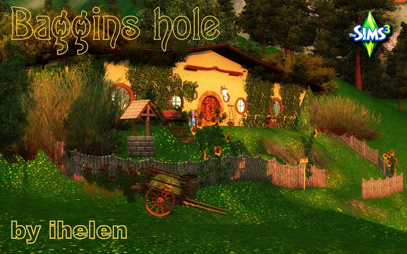Baggins hole by ihelen