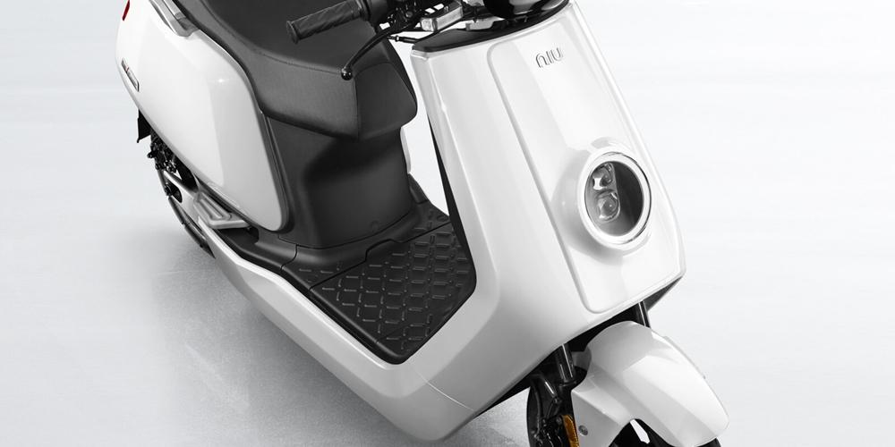NIU - электрический скутер стоимостью менее 800$