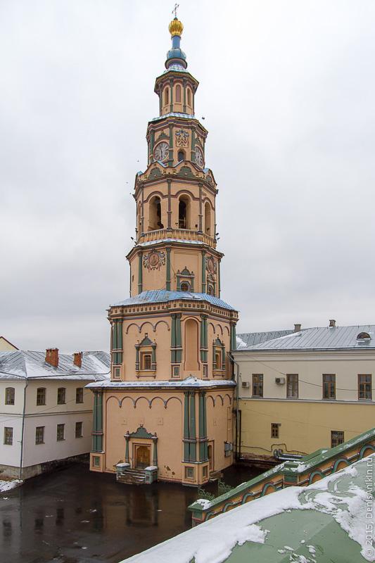 Собор Петра и Павла Казань 2