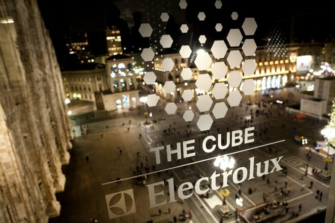 Electrolux Cube