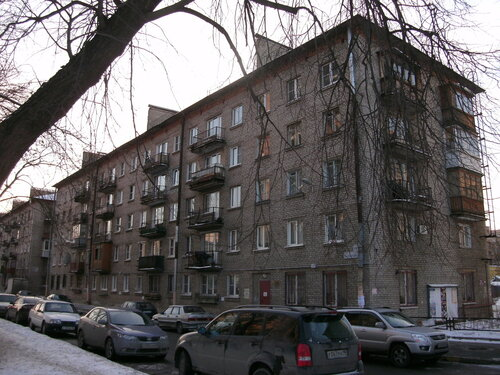 ул. Федосеенко 18