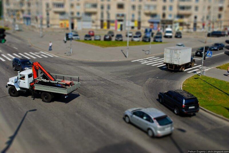 Автор: Петкун Евгений, блог Евгения Владимировича, фото, фотография: эффект миниатюры