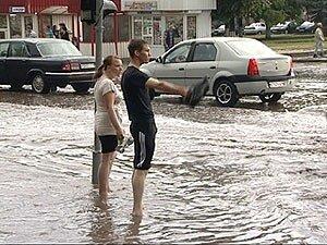 Ливневый циклон надвигается на Приморье, сообщает МЧС