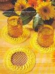 Вязание крючком: цветы, украшения для дома.