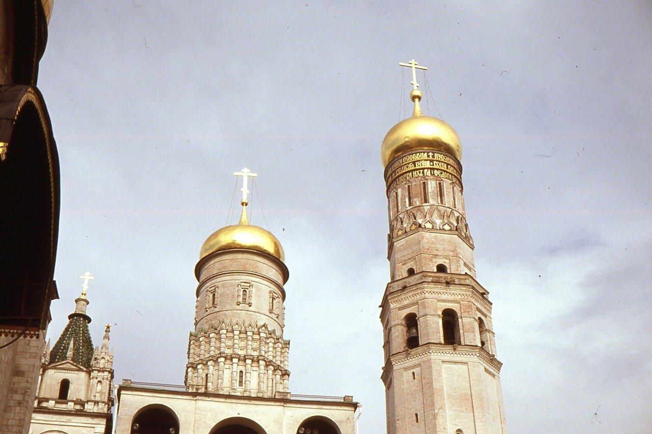 Москва. Кремль. Колокольня Ивана Великого
