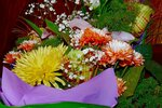 Цветы для подруги