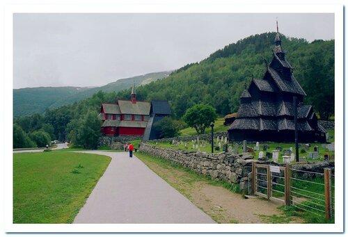 Норвегия. Боргунд