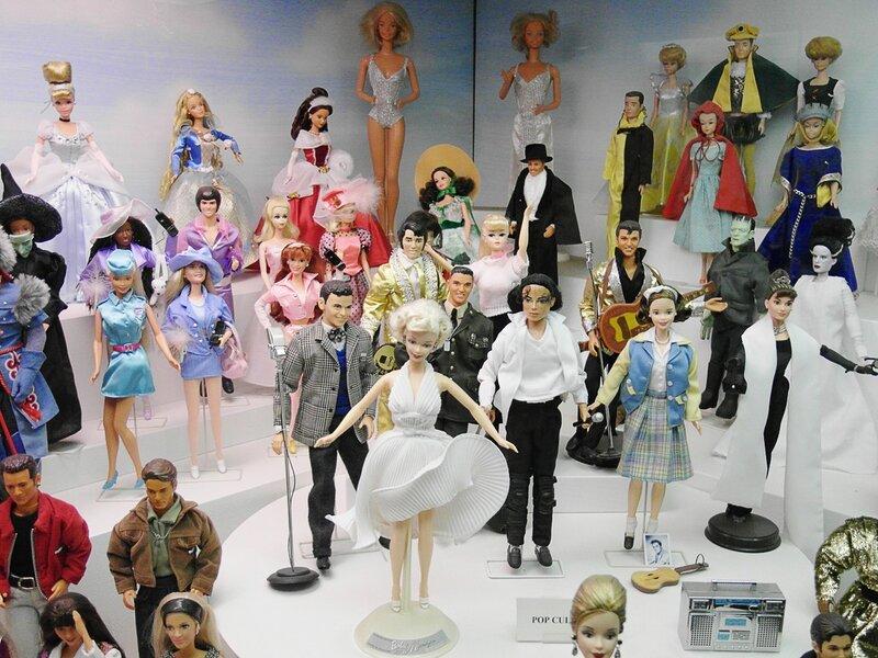 Пражский музей кукол. Фотограф Кузьмин