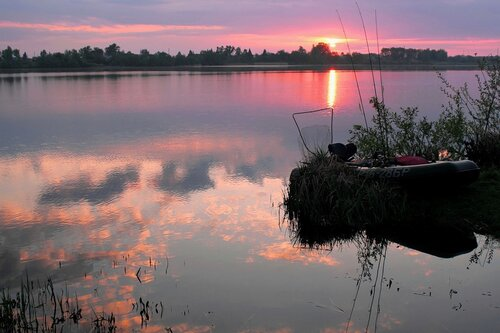 озера брянской области и рыбалка на них