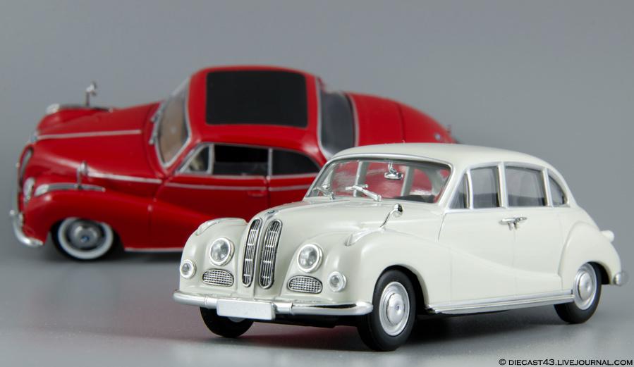 Barockengel BMW 502 minichamps 430022406