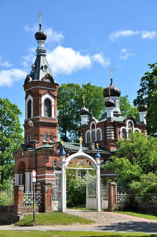 Лимбажская православная церковь