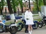Байкерская свадьба 28.05.11 г.