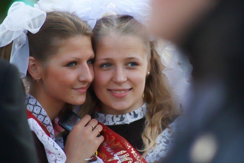 Последний звонок, Владимир, 24 мая 2011 года.