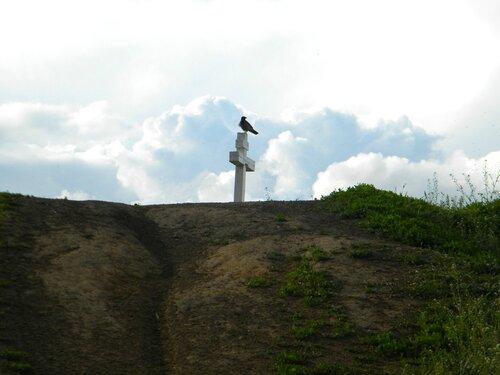 Поднимаемся на Александрову гору