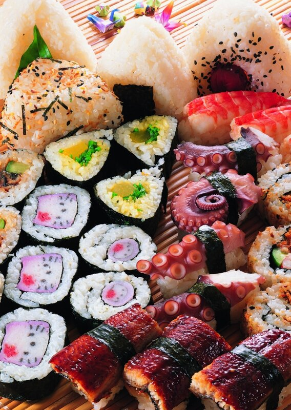 Суши дома рецепты