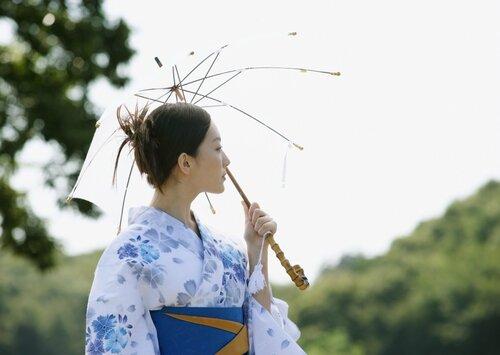 Клипарт – Прохлада и Лето Японии