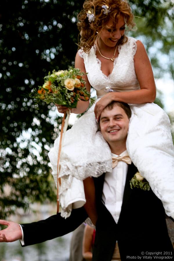 Андрей и Виталия