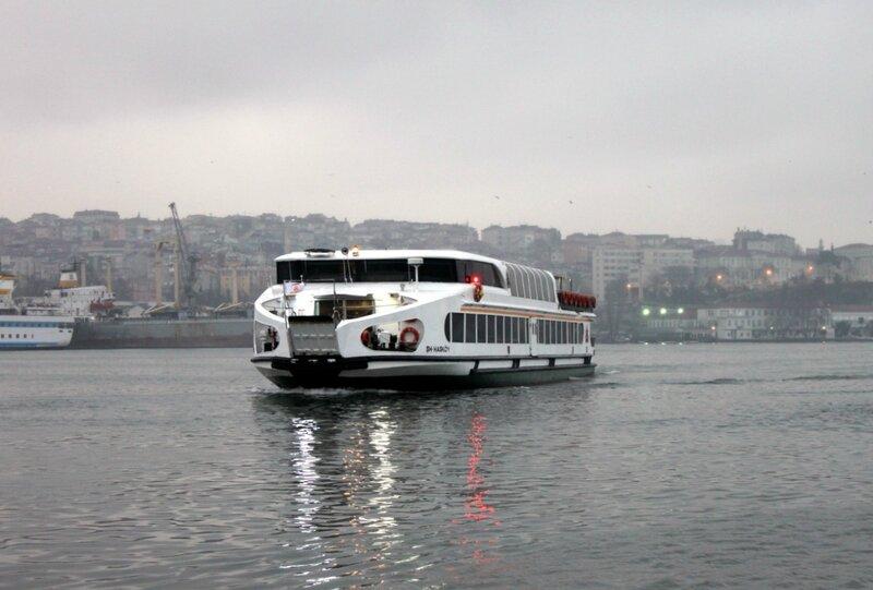 Транспорт Стамбула