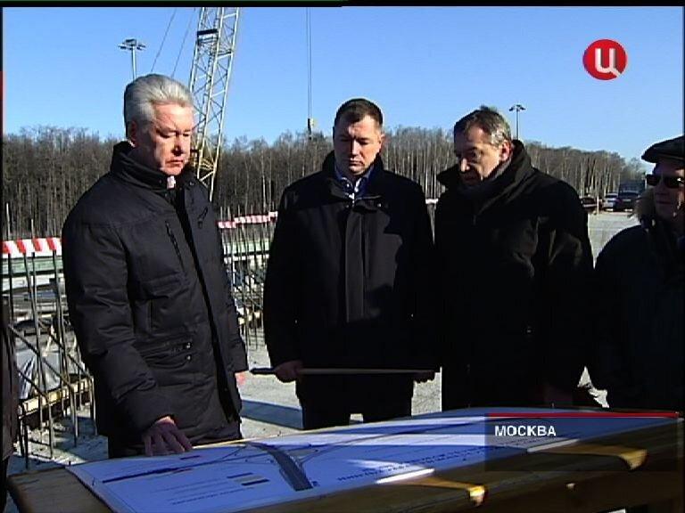 Развязка проспект Жукова - Новорижское шоссе откроется уже летом - новости ТВ Центр.