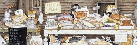 Свежая рыба!