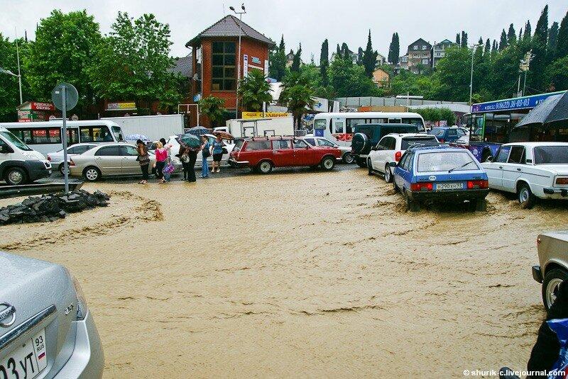 потоп после ливня