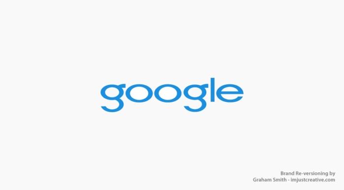 логотип Google выглядит как Bing - бренды которые поменяли местами