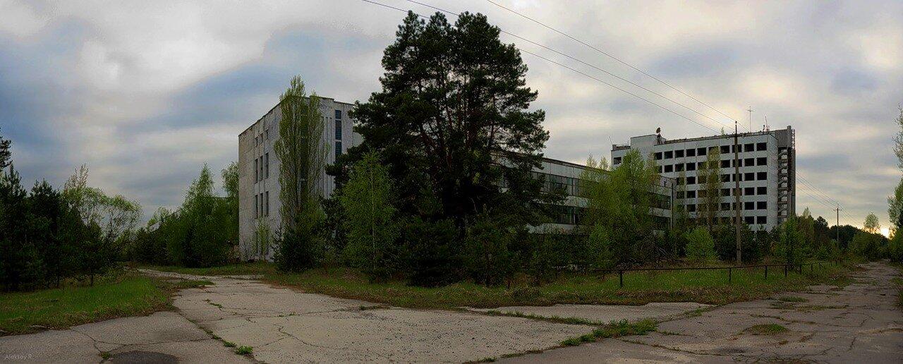 Долгая дорога в Припять. Часть 7