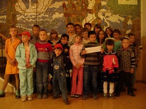 Во Владивостоке прошел благотворительный показ спектакля «Город вурдалаков»