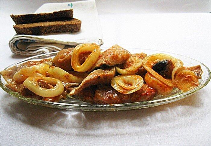 Селёдка по-корейски рецепт пошагово